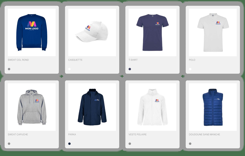 - TEXTILE - E-boutique e-procurement